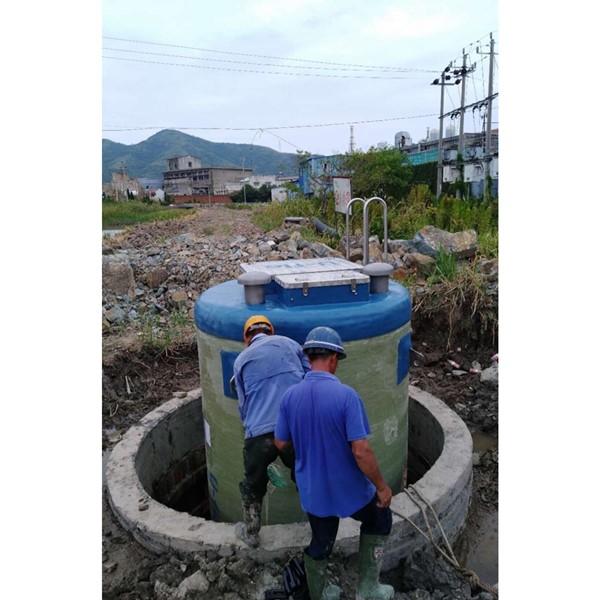 一體化預制泵站性能參數